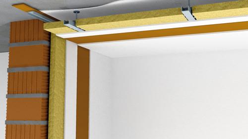 Система звукоізоляції стелі FT-1