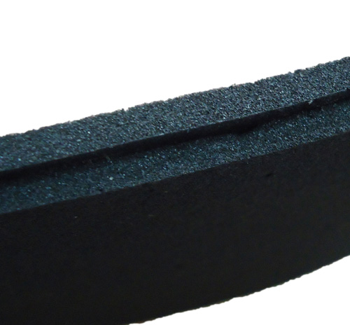 Стрічка каучукова, ширина 75 мм.