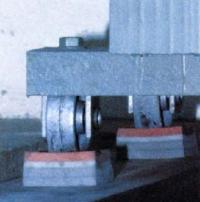 Cпециальный виброизолятор Sylomer-Trafo